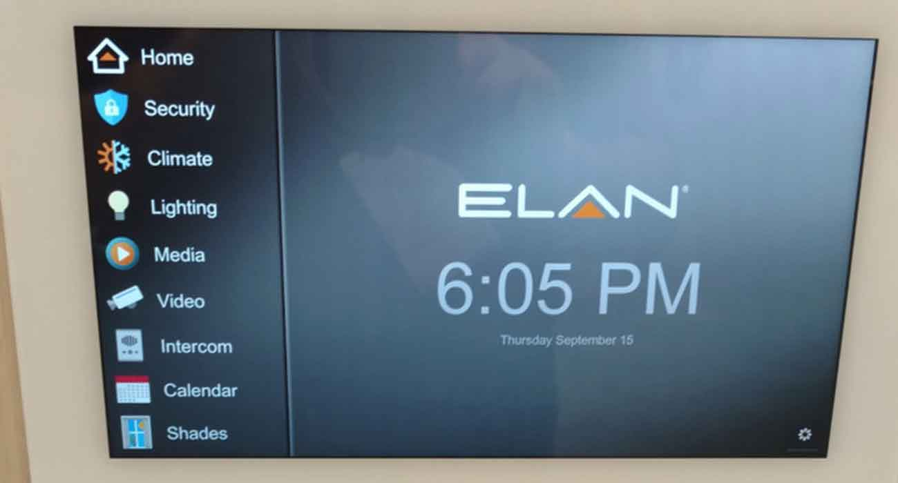 Elan Home Automation Releases New User Interface and Features