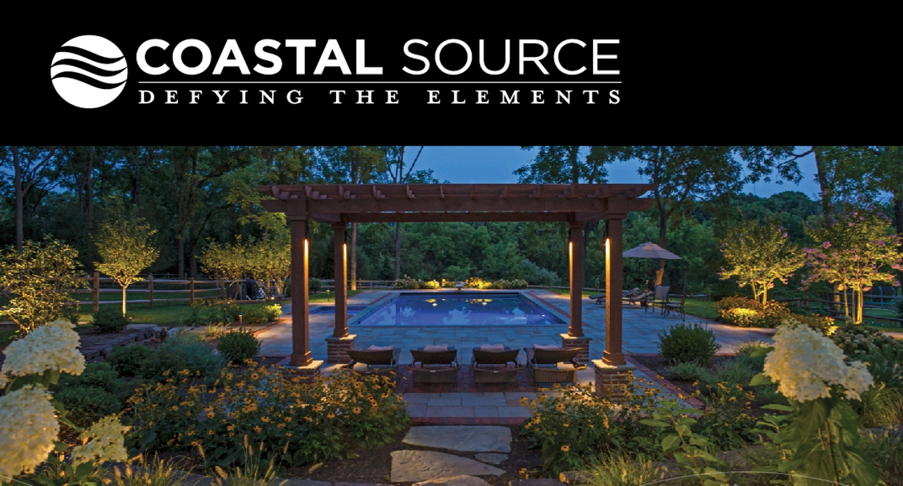 Buchan Consulting is excited to offer Coastal Source Lighting and Audio Fixtures